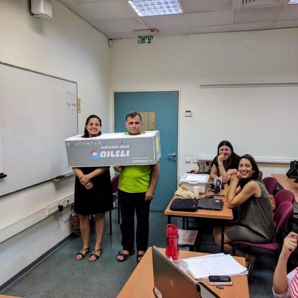 קופסה רובוט